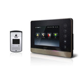 "CRONY Wifi Video Camera Doorbell 7"" HD True Color Display Smart Home Doorbell Camera  -ANV99 BV42 - edragonmall.com"