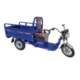BOJI BJ-SW130 1.3M Old Age Scooter Pull Cargo Climbing Electric Tricycle E-Bike, Electric three-wheeled truck