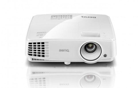BenQ Full HD 3D Projector DLP for Home Theater Entertainment, Slide Projector -MS527 -White - edragonmall.com