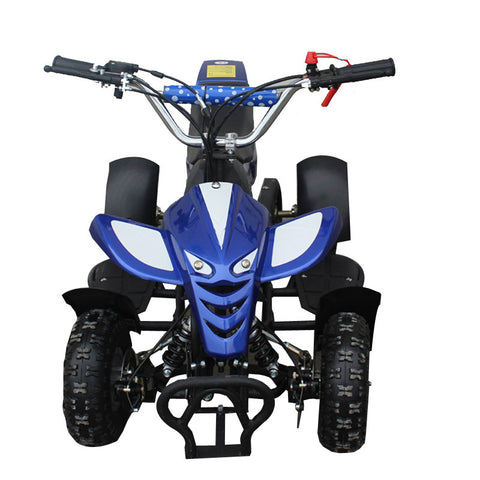 Utility Vehicles Off-Road Vehicles, Quad 4 Wheelers 4x4 ATVs UTVs 250CC ATV Buggy A7-003A -Blue