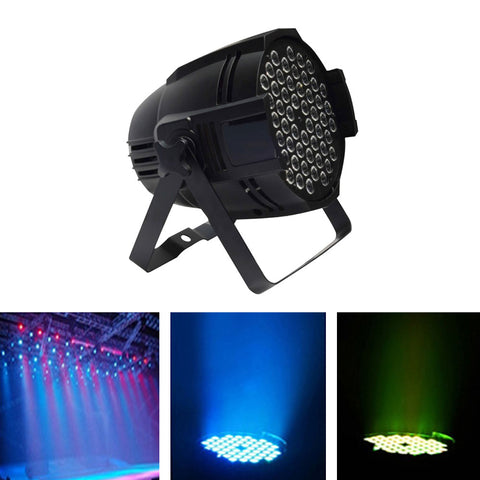 CL-007 3WX54 LED  RGB 3-in-1 Stage Light For KTV bar, art bar,Di bar, stage