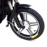 MKL-P1 motorcycle Electric bicycle E-bike-black - edragonmall.com