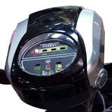Harley Electric Scooter motorcycle high power Green power with LCD display comfort bike E7-208-2 - edragonmall.com