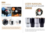 Car cup holder cooling & warming auto cup -PT-C301 BS - edragonmall.com