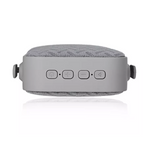 MY220BT  Handheld Bluetooth Speaker Wireless Portable Subwoofers 3D Surround With Mini KTV Singing Bar-Gray