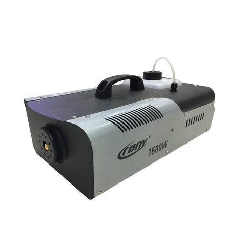 Wedding Fog Machine, 1500 Watt Wired/Wireless Remotes, Dry Ice Smoke Machine for DJ, Halloween, Concerts, Christmas-NEW