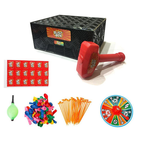 Tricky toys Blast Box™ Balloon Explosion Game