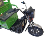 BJ-SJ150 1.5M Old Age Electric motorcycle Pull Cargo Climbing Electric Tricycle E-Bike, Electric three-wheeled truck