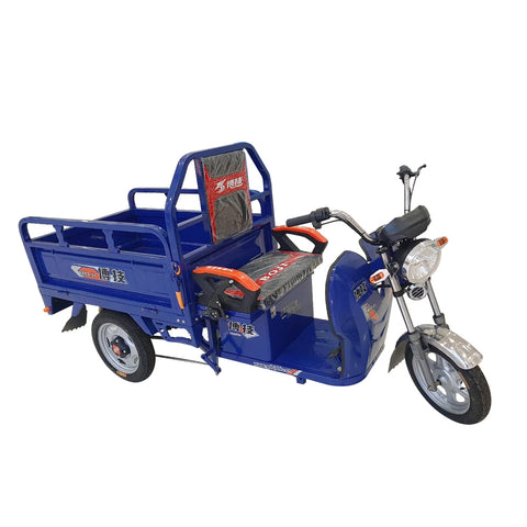 BOJI  BJ-SW120 1.2M Old Age Scooter Pull Cargo Climbing Electric Tricycle E-Bike, Electric three-wheeled truck
