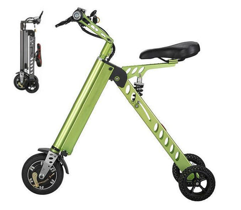 Fashion Two Wheel Electric Foldable Electric Bike  H9-3 Ebike