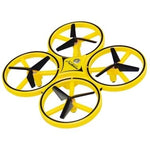 "Infrared D14 Obstacle 2.4G Gravity sensor Remote ""Hand Control Quadcopter"" with LED Light"