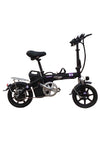 R9 Electric Bike - Perfect Substitute Of Auto - White Ebike - edragonmall.com