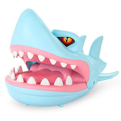 Tricky toys BCDshop Shark Biting Finger Game Mouth Dental Toys Funny Home Party Toy Gift Kids Adult