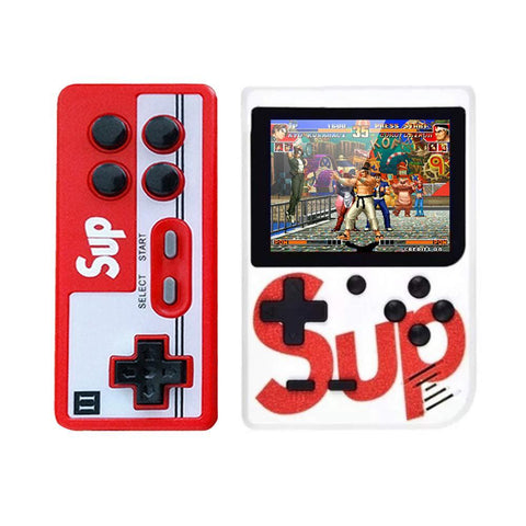 Sup Game Box 400 in 1 Plus Gaming console Double gaming machine
