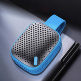 DOSS DS-1362 Outdoor Bluetooth Speaker Wireless Music Box for Bicycling-BLUE - edragonmall.com