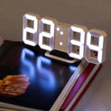Electronic LED Digital Clock, Automatically Adjust the LED Brightness in Night -ET524S