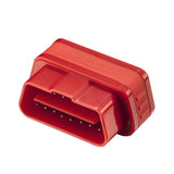 Konnwei KW901 OBD2 Car Bluetooth 3.0 Scanner ELM327 Car Diagnostic Tool - RED