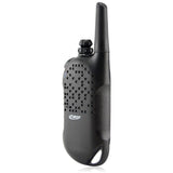 Crony Rechargeable Midland Two-Way Radios, Noise Cancelling Walky Talky, Set of 2 CY-998 -Black - edragonmall.com