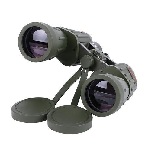 BEDELL  telescope 10X50 High Quality Hd wide-angle Central Zoom Ultra-wide Spyglass Scope - edragonmall.com