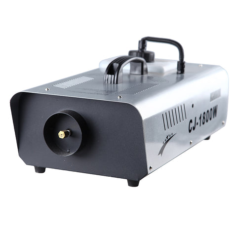 1800 Watt Smoke Machine for Halloween, Party, Concerts, Weddings, Christmas, Holidays, Fog Machine for Film - edragonmall.com