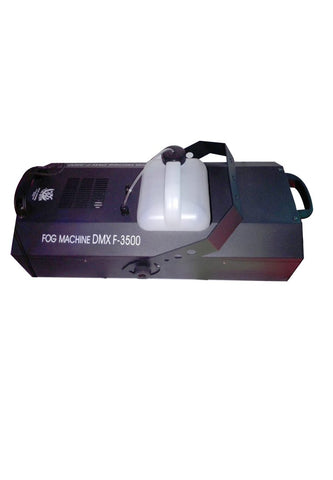 FOG MACHINE DMX F-3500 for party DJ show - edragonmall.com