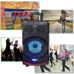 CRONY CN-1031DK  boxes stage monitor speakers ball light speaker
