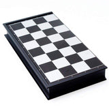 CHengQiSM Folding Magnetic Travel Chess Sets Portable Game Board