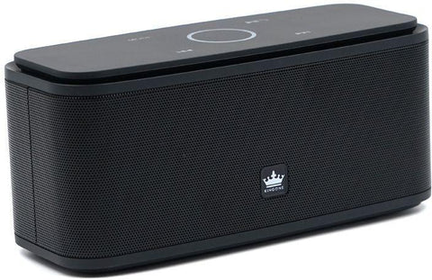 Crony Wireless Bluetooth KINGONE Classical speaker/audio/sound,F8 BLACK - edragonmall.com