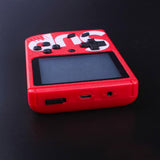 Sup Game Box 400 in 1 Plus with Arabic Portable Mini  Retro Handheld Game Console 3.0 Inch Kids Game Player -Yellow
