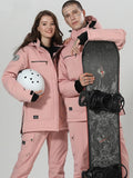 High Experience Women's High Quality Pink Winter Fashion Jacket 15k Waterproof Ski Snowboard Jacket