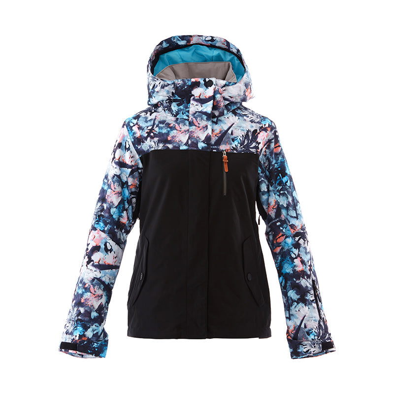 09f7ebefcc Gsou Snow High Windproof Waterproof Colorful Women s Ski Snowboard Jacket