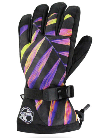 Gsou Snow Ski Waterproof &Windproof Gloves, Snowboard Snow Gloves for Cold Winter