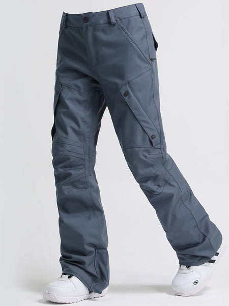 Men's Gsou Snow 15k Mountains Challenge Winter Outdoor Snow Pants