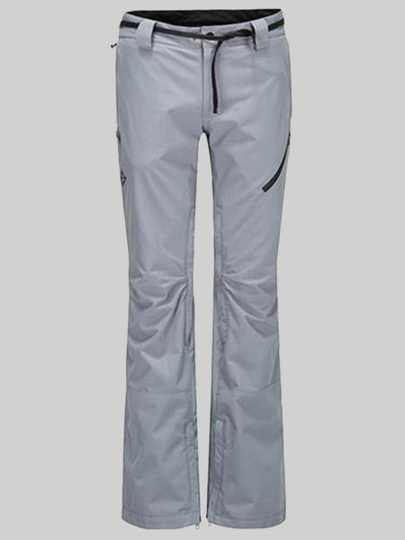 Men's LD Gray Ski Rider Snow Pants
