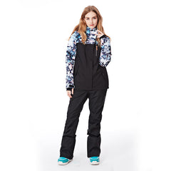 Gsou Snow High Windproof Waterproof Colorful Women's Ski/Snowboard Jacket