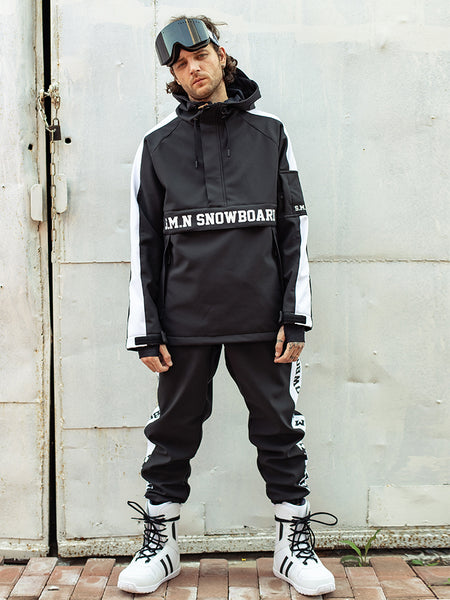 Men's Top Fashion Snowboard Jackets & Pants Sets