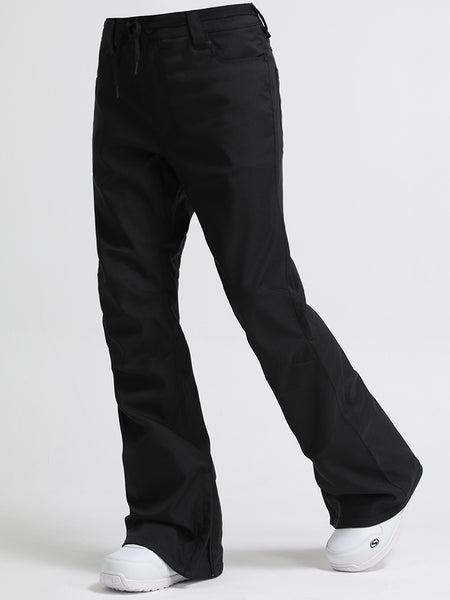 Gsou Snow New Style Men's Black Ski Snowboard Pants