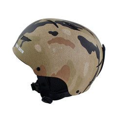 Gsou Snow Camouflage Ski Helmet Ultralight Integrally Warmest Snow Sports Helmet For Unisex