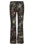 Men's LD camouflage ski rider snow pants