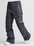 Gsou Snow Men's High Windproof Waterproof Snowboarding Pants&Ski Pants