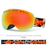 Gsou Snow Optics Snow Goggles (Adults)