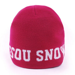 Gsou Snow Winter Beanie Hat Scarf Set Warm Knit Hat Thick Knit Skull Cap for Men Women