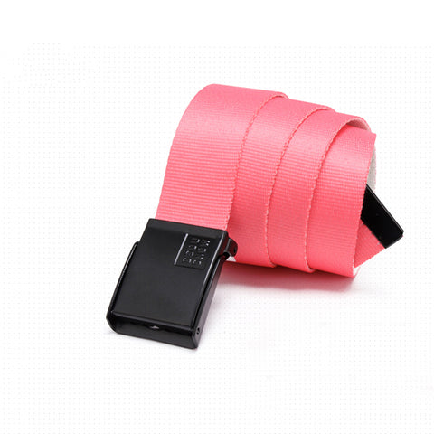 Gsou Snow Nylon Outdoor Red Belts