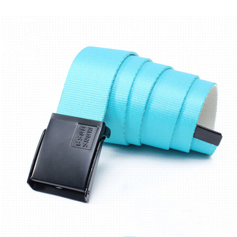 Gsou Snow Nylon Belt Outdoor Web Belt