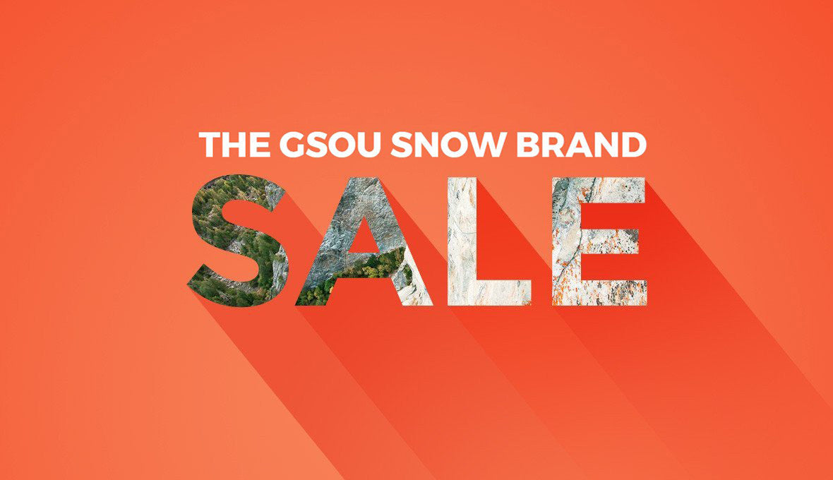 Gsou Snow Winter Big Sale