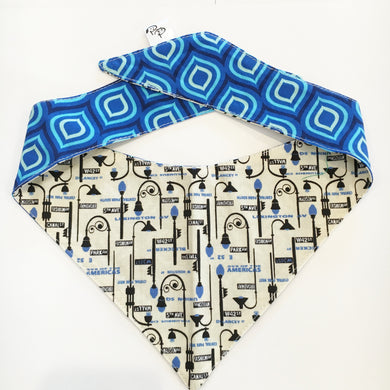 AMERICAN AVENUE - DOG BANDANA - Pet Pouch