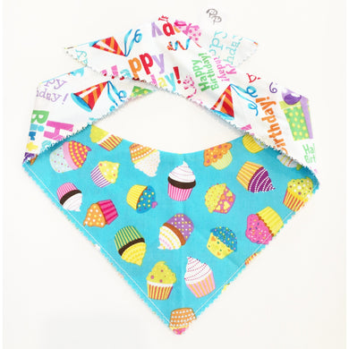 BIRTHDAY BOY - DOG BANDANA - Pet Pouch