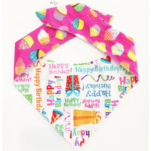 BIRTHDAY GIRL - DOG BANDANA - Pet Pouch