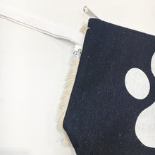 PAWPRINT - DENIM CLUTCH BAG - Pet Pouch