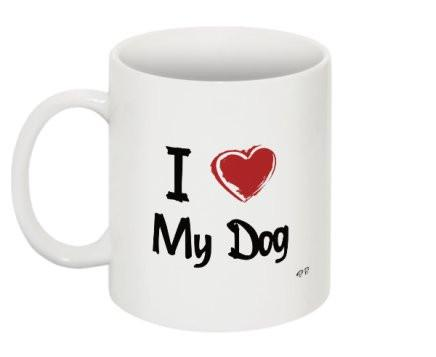 NOVELTY MUGS - Pet Pouch